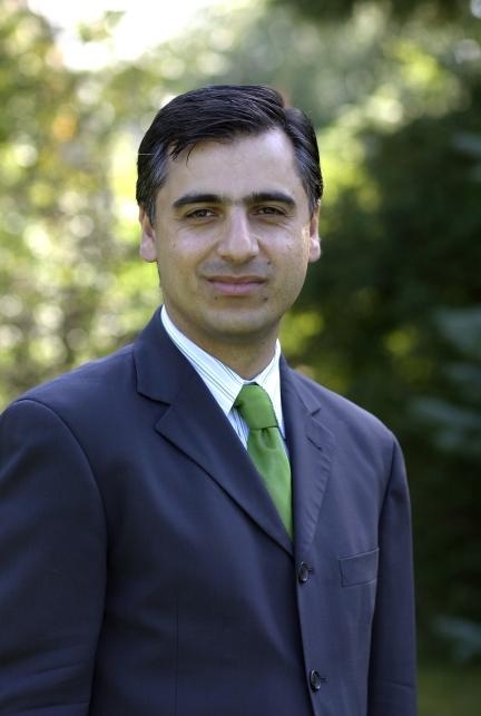 Dr Payam Akhavan
