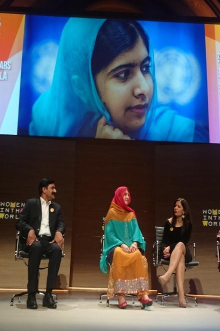 Malala parents