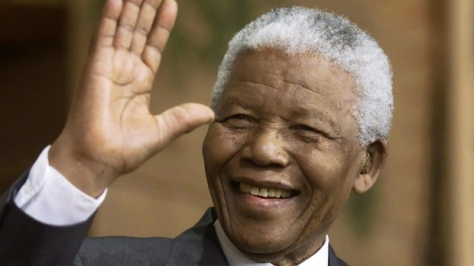 The South African activist and former president Nelson Mandela (1918-2013) helped bring an end to apartheid and has been a global advocate for human rights.